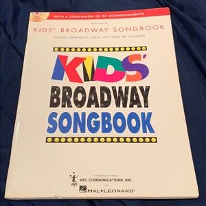 Other - kids broadway songbook